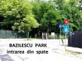 Bucurestii Noi, spatele Bazilescu Park, teren super - tare 375 mp, deschidere 13 ml, adancime 30 mp, cu casa veche crapata,  demolabila sau de consolidat, apa, canal, gaze, electricitate.  La 400 m de parc, la 300 m de Sos. Chitila, la 900 m de Metrou.  Str. Fortunei nr.34.  0722 407 407