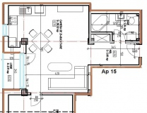 Apartament 2 camere în Titan