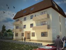 Vânzare apartament 3 camere  în Popesti-Leordeni