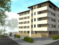 Vânzare apartament 2 camere  în Aparatorii Patriei