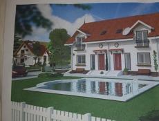 Vânzare casă\vilă 3 camere în Popesti-Leordeni